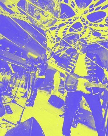 Praha – Lucerna Music Bar